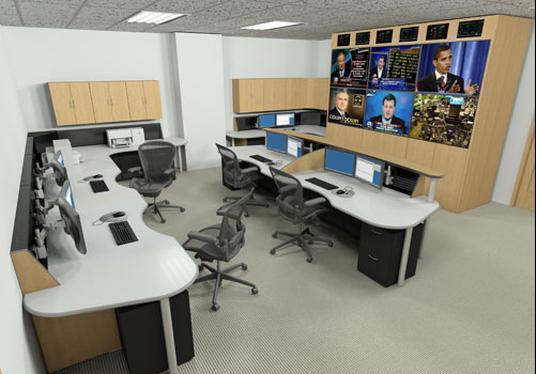 Broadcast Center
